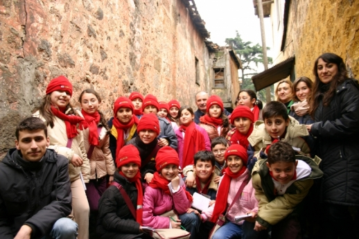 ETİ ÇEKÜL Kültür Elçileri Projesi