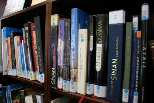 ÇEKÜL Kütüphanesi Sinan Kitaplığı