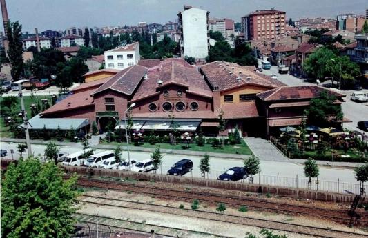 Haller Gençlik Merkezi, Eskişehir