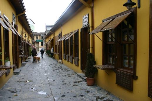 Irgandı Çarşısı / Bursa