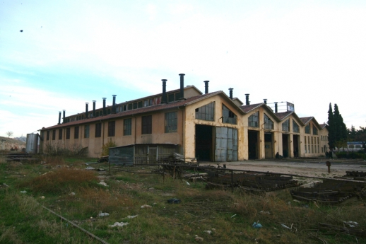TDDY Vagon Atölyesi, Gaziantep