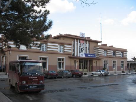 Malatya İstasyon Binası