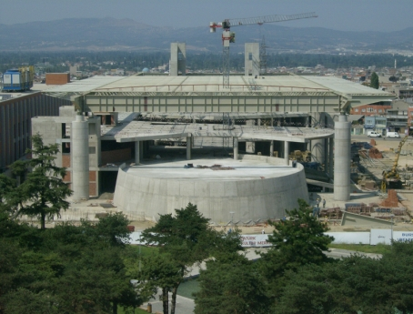 Merinos fabrikası, Bursa