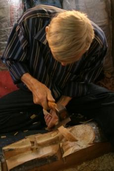Taraklı tahta kaşık