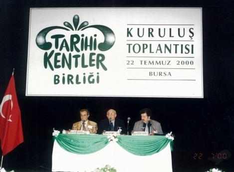TKB kuruluş toplantısı 2000