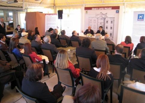 Sinan'a Saygı Fotoğraf Yarışması sergisi - Ayasofya