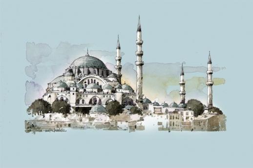 Süleymaniye - Metin Keskin