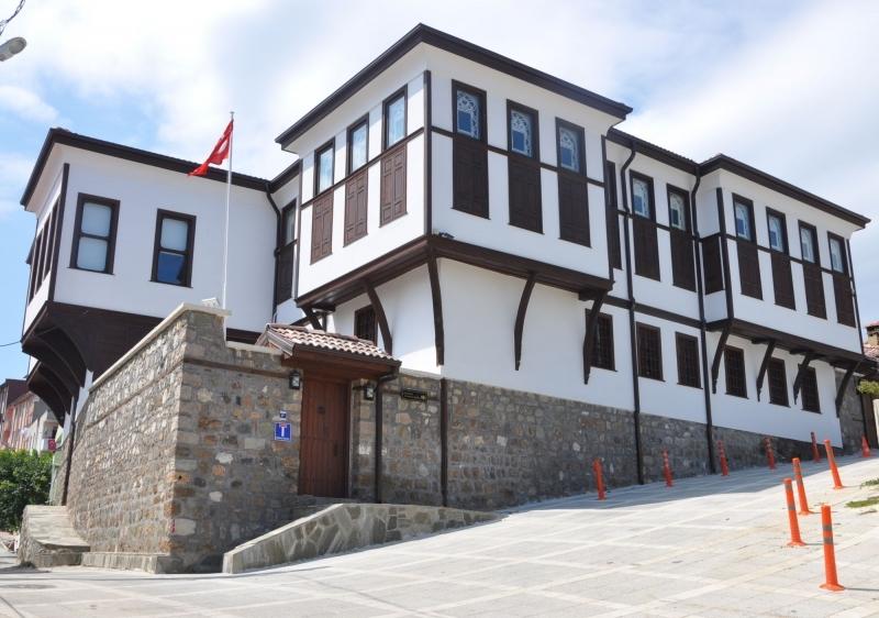 Tahir Paşa Konağı