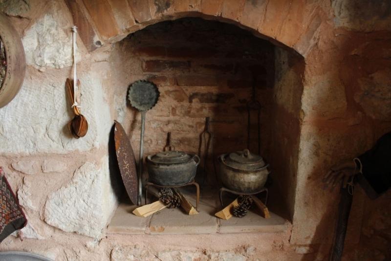 Akbaş Köyünün Yadigârları Tarihi Okulda