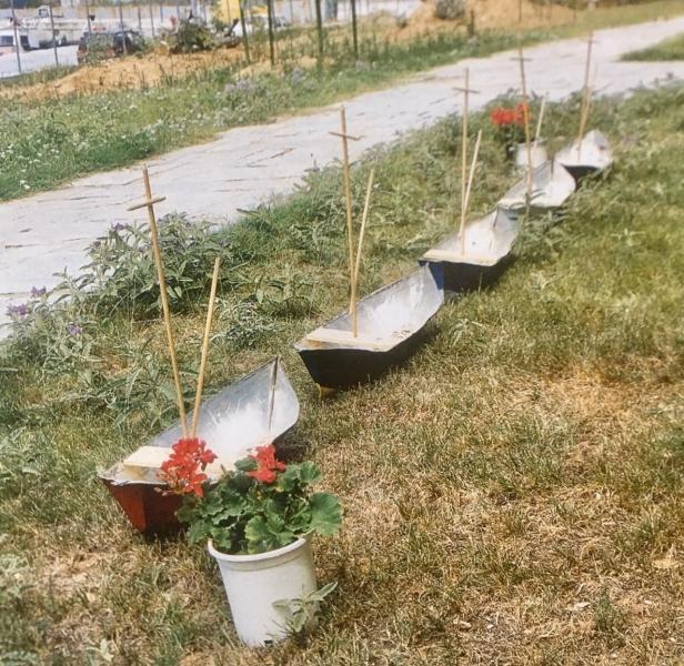 Oyuncaklarım, İsmet Değirmenci, Selanik 1. Balkan Ülkeleri Sanat Sempozyumu, 1997