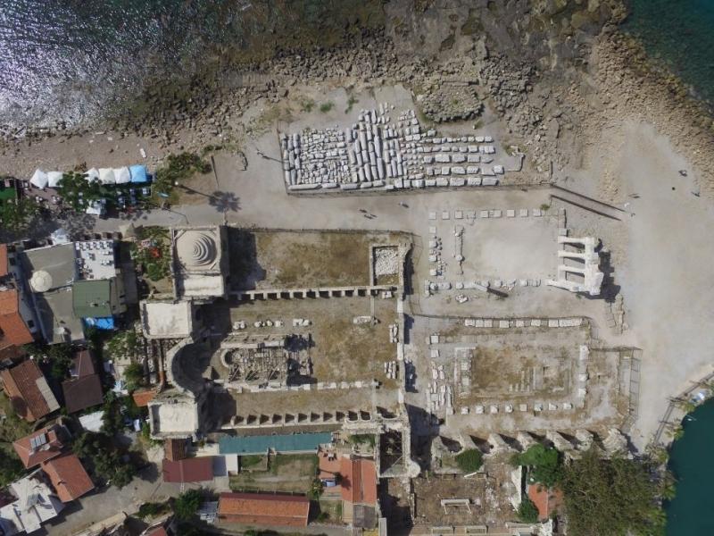 Side Antik Kenti - Uygulama Sonrası