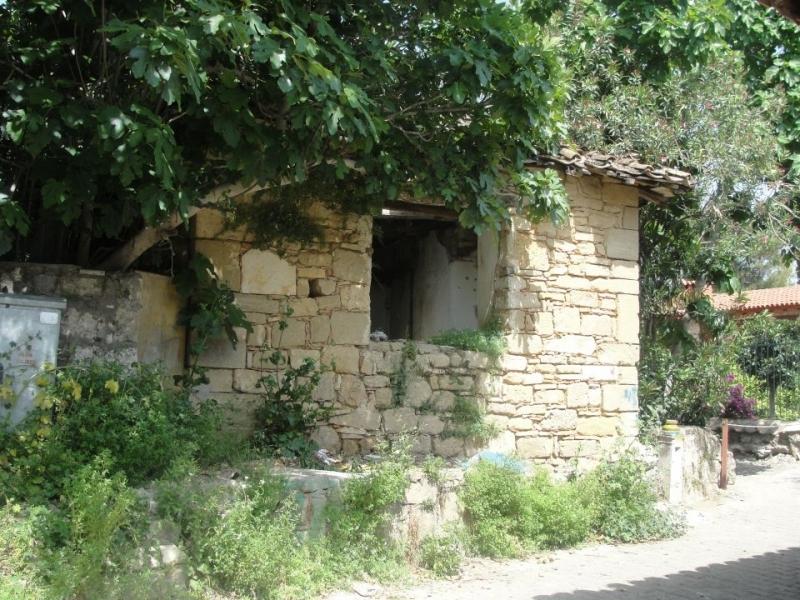 Sivil Mimarlık Örneği Restorasyon Öncesi
