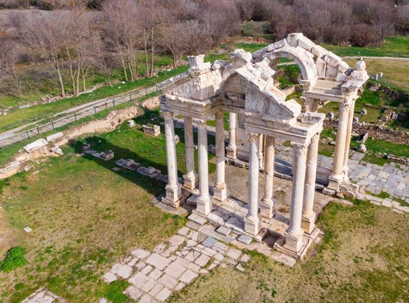 Afrodisias Antik Kenti, Aydın