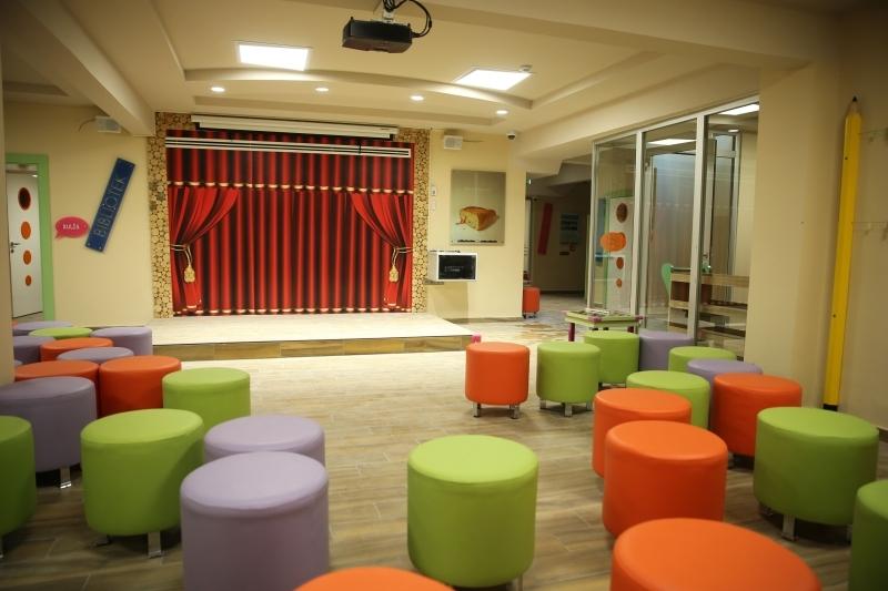 Gaziantep Çocuk Kütüphanesi