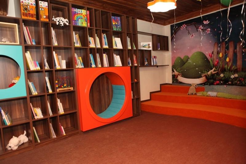 Misi Çocuk Kütüphanesi