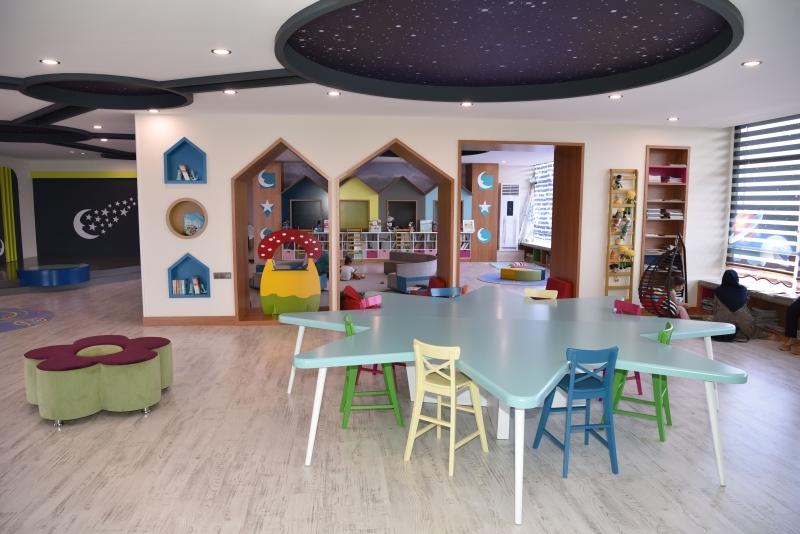 Selçuklu Belediyesi KOP Çocuk Kütüphanesi
