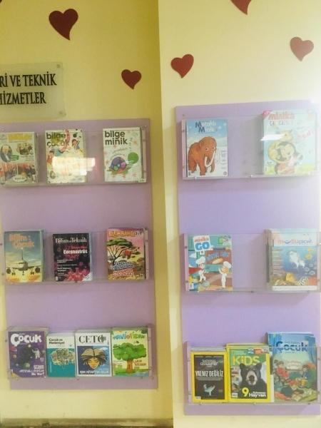 Esma Ocak Çocuk Kütüphanesi