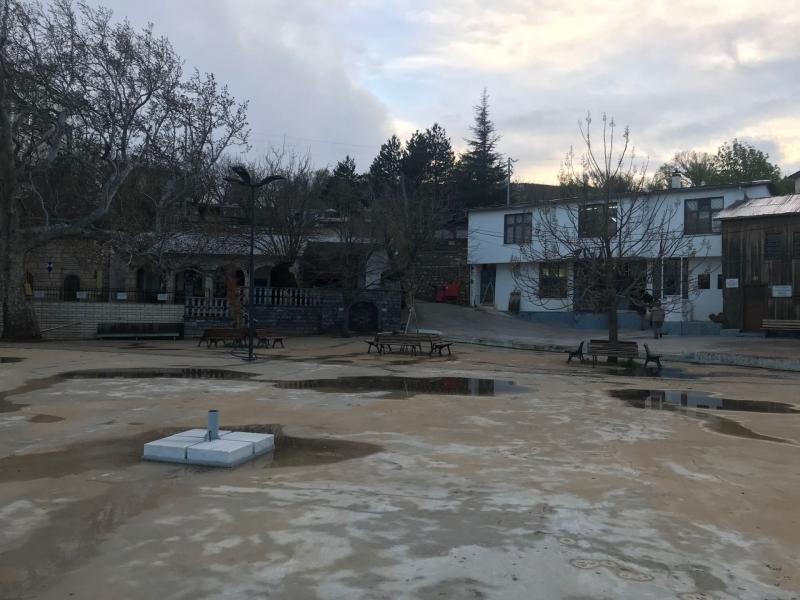 Ocak Köyü Ali Gürer Müzesi (Beyaz Bina)