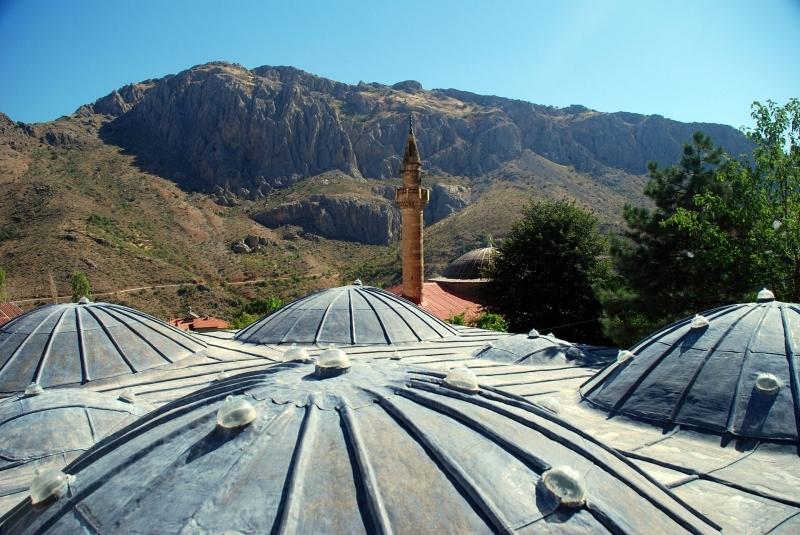 Kemaliye, Hamam