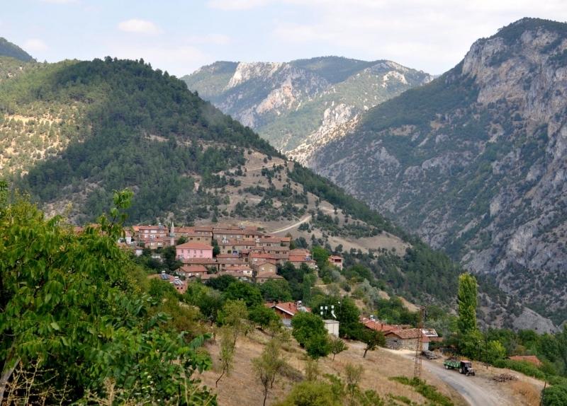 Bursa Gelemiç Köyü