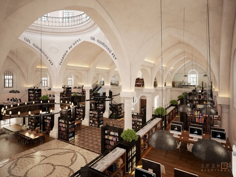 Kayseri Araştırma Kütüphanesi