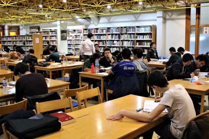Bursa Şehir Kütüphanesi