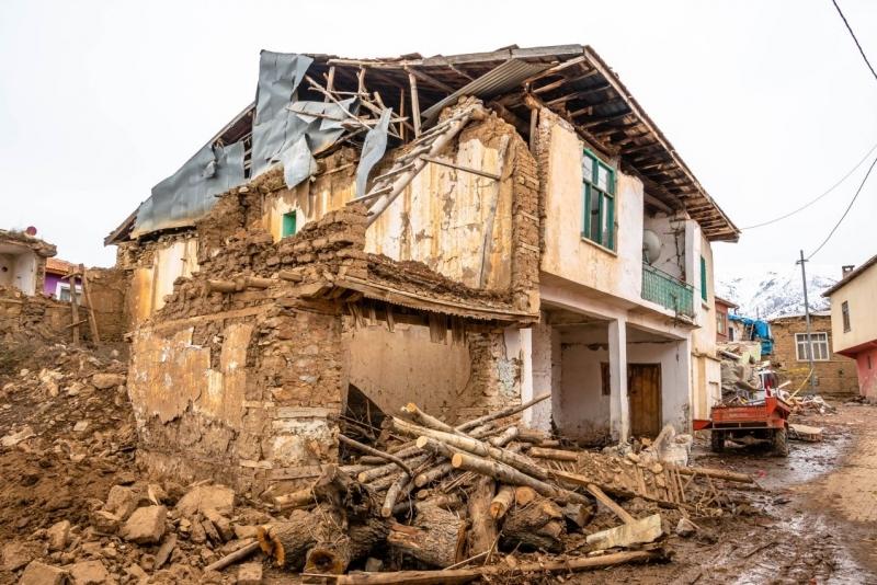 Yavuz Alhan / Elazığ Depremi, Malatya, 24 Ocak 2020