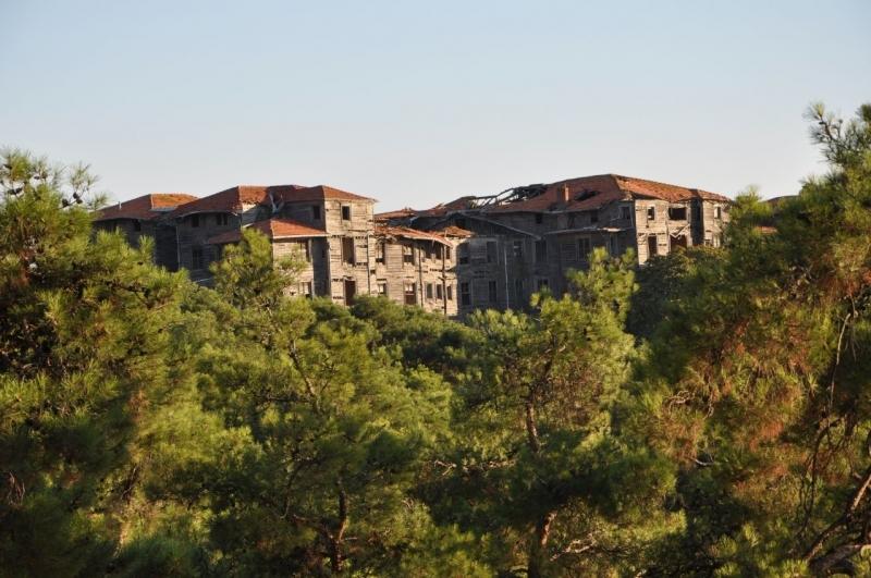 Zeynep Demircan, Büyükada Rum Yetimhanesi, İstanbul