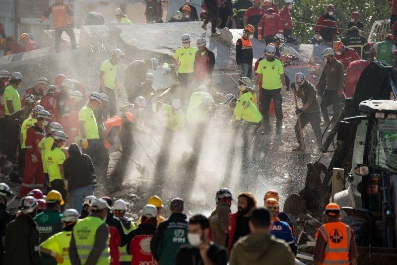 Arda Savaşçıoğulları / İzmir Depremi, 31 Ekim 2020