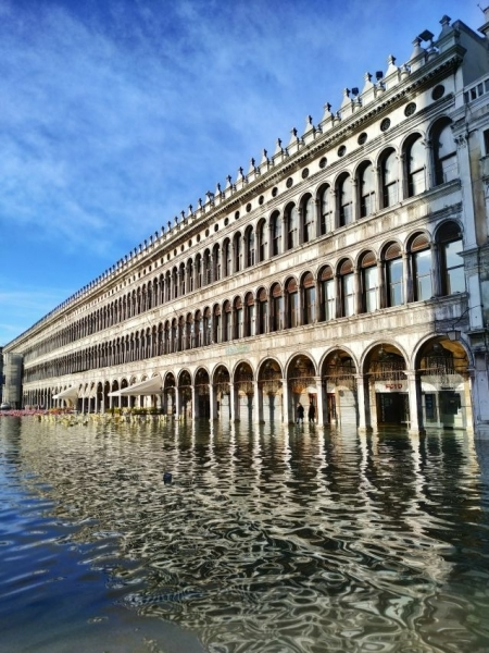 Venedik Sel Felaketi / Ulusal Arkeoloji Müzesi, 2019