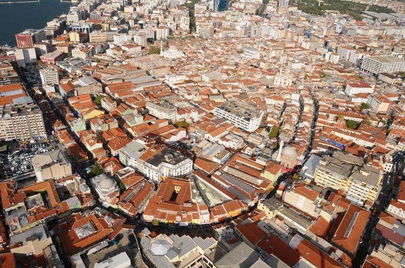 Tarihi Anafartalar Caddesi Kemeraltı