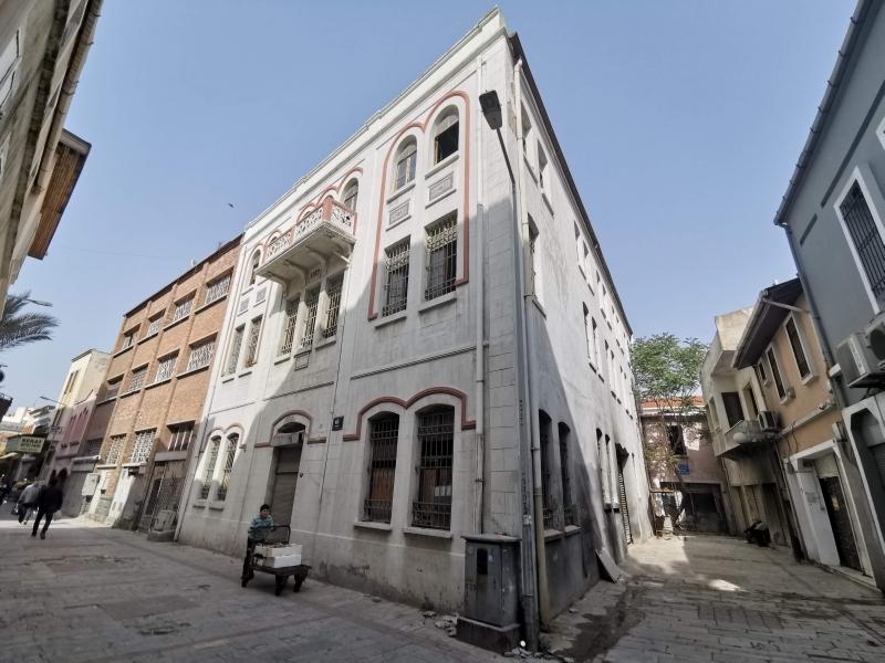 Ali Galip Eski Çikolata Fabrikası (ALGA) Binaları
