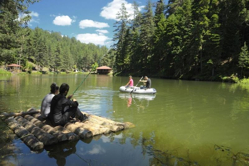 Tosya Yeşil Göl