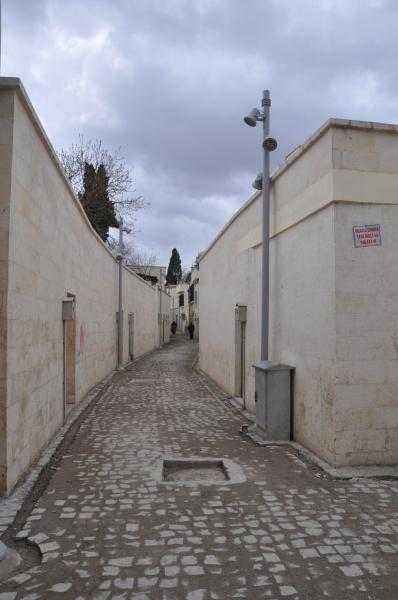 Şahinbey sokakları...