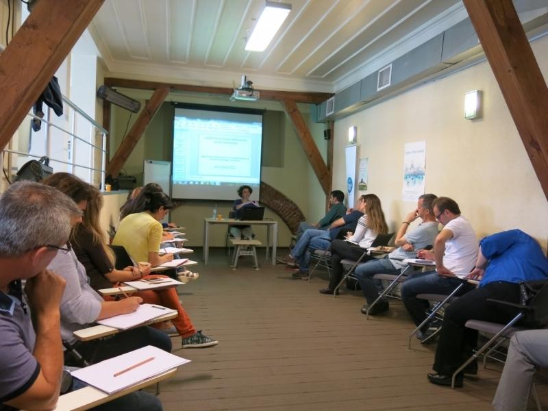 ÇEKÜL Akademi Alan Yönetimi Eğitimi devam ediyor