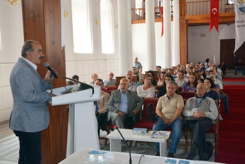 Bursa'dan Mudanya'ya kültür çalışmaları