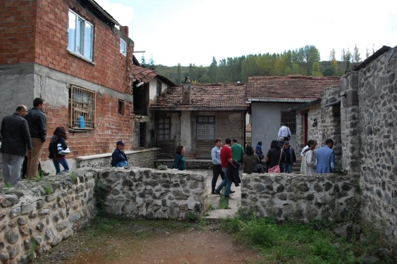 ÇEKÜL Akademinin Alanda Eğitimi Niksar'da yapıldı