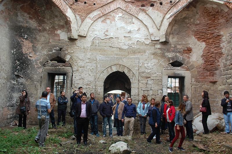 Edirne'nin koruma yolculuğu ders konusu oldu