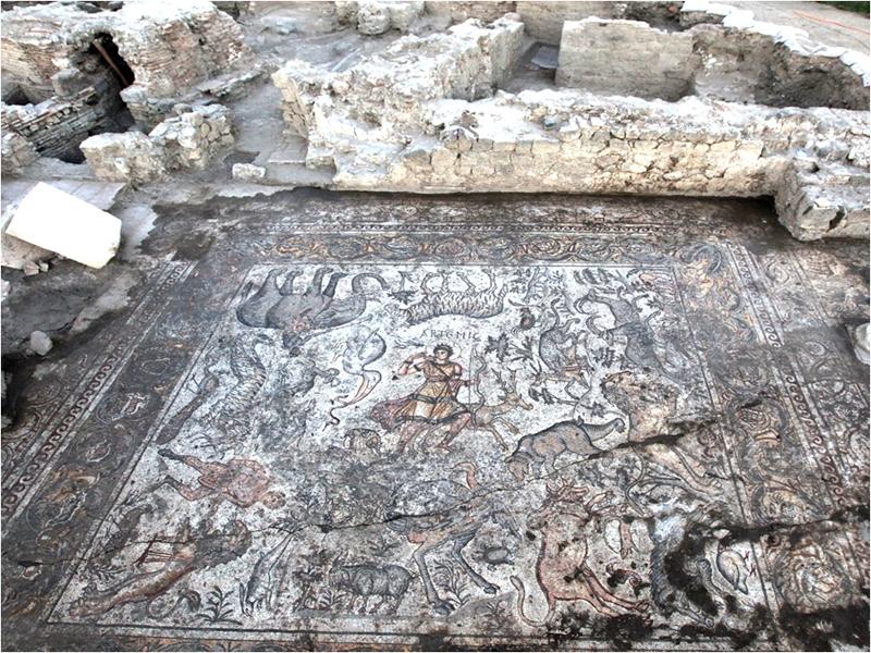 Tarihin izleri Erzin'de canlanıyor