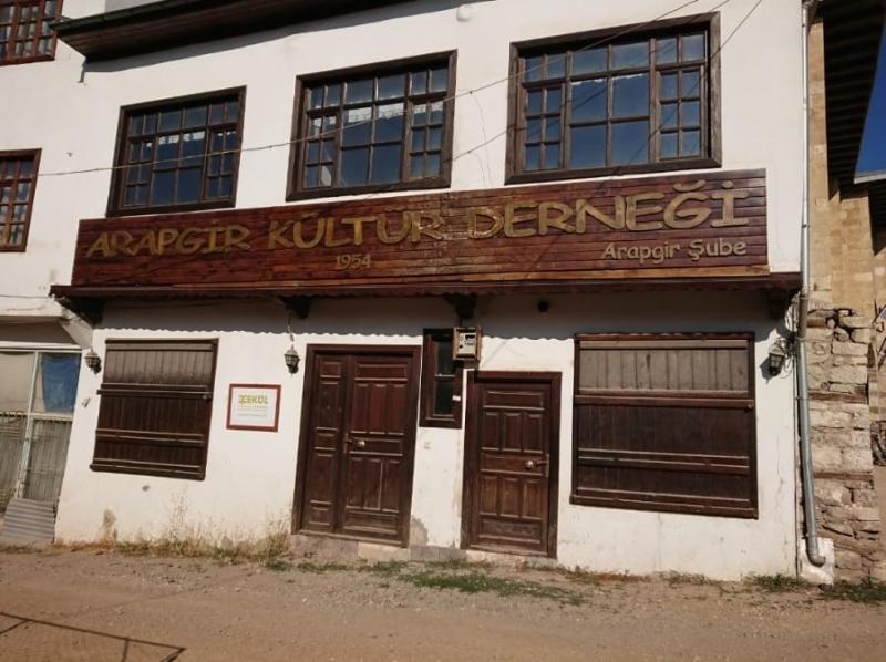Arapgir'de ÇEKÜL Vakfı Temsilcilik Ofisi