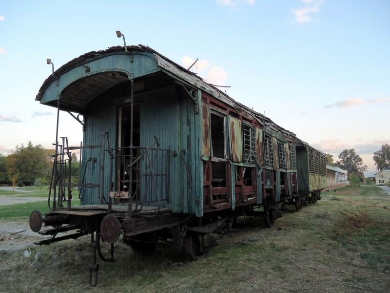 Başka Tren Gıdı Gıdı ÇEKÜL Evinde!