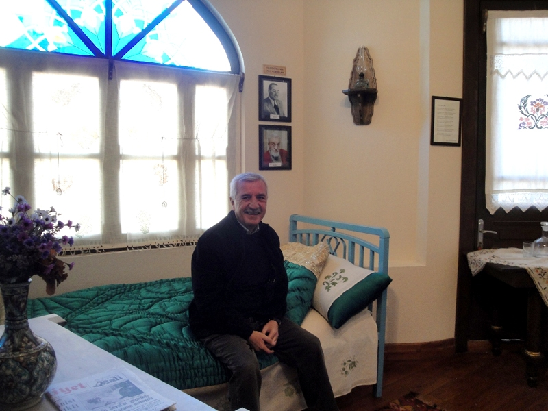 Eski kentin ortasında eski bir otelin hikayesi