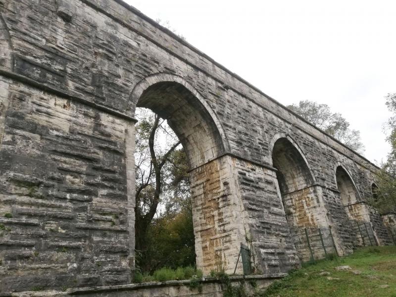 Belgrad Ormanındaki Tarihi Su Yapıları