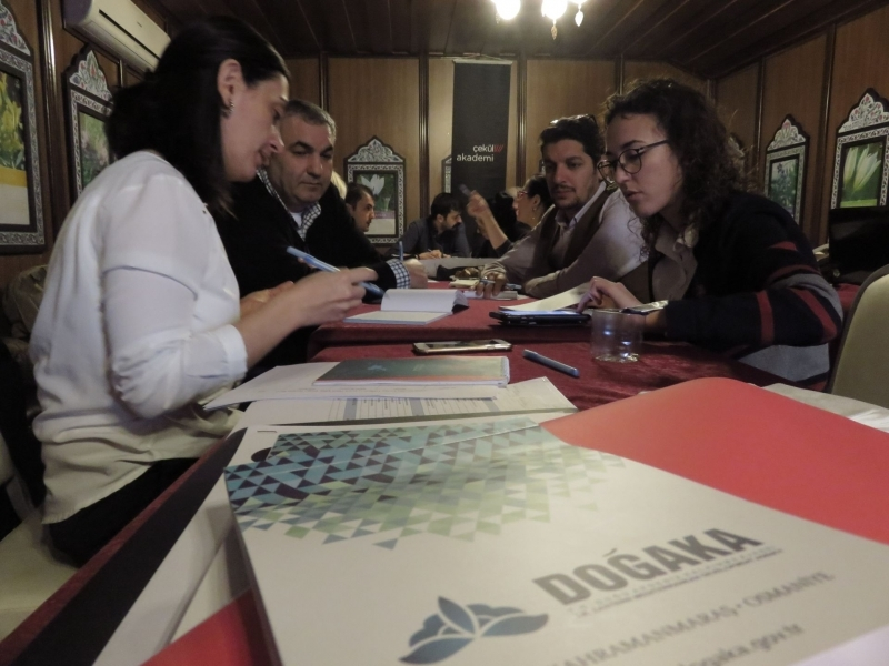 ÇEKÜL Akademi Doğu Akdeniz kentlerinde