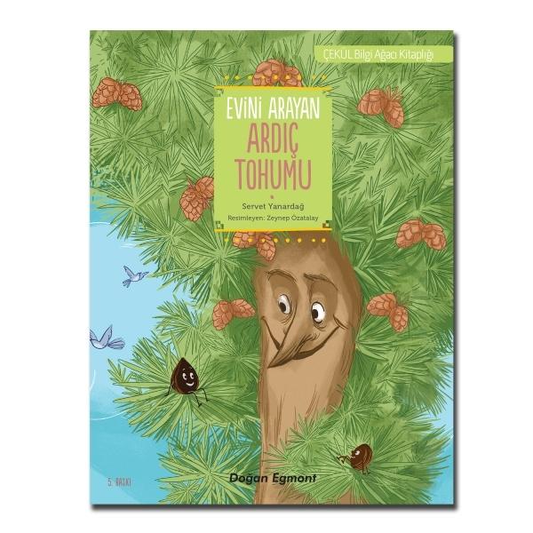 ÇEKÜL Vakfı ve Doğan Egmont işbirlişğinde hazırlandı. ÇEKÜL Bilgi Ağacı Kitaplığının ilk kitabı. Eğitimde fırsat eşitliği yaratmak amacıyla geliri, devlet okullarında yaptığımız atölye çalışmalarına aktarılıyor.