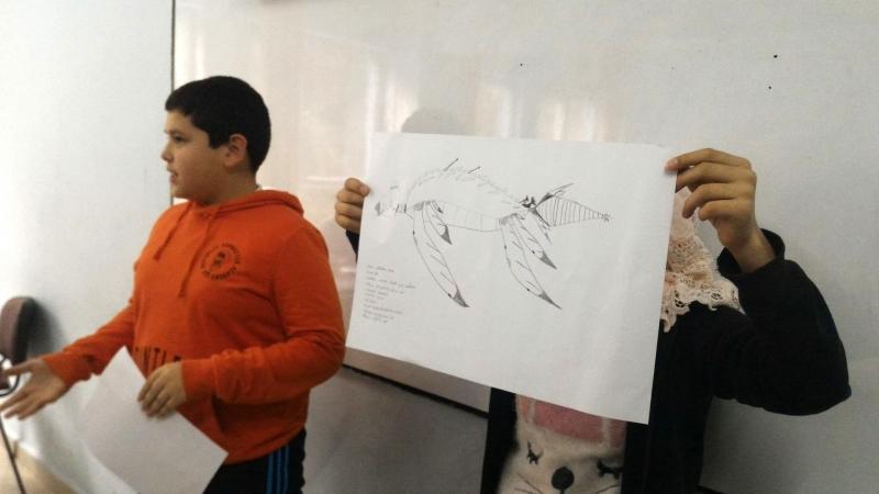 Çocuklarla Biyomimikri Atölyesi