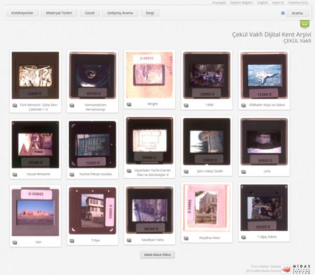 Anadolu Kent Arşivi dijitalleştirme süreci tamamlandı