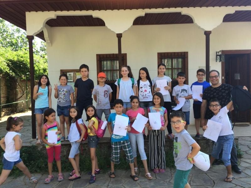 Doğa, Kültür ve Eğlenceyi Buluşturan Yaz Okulu