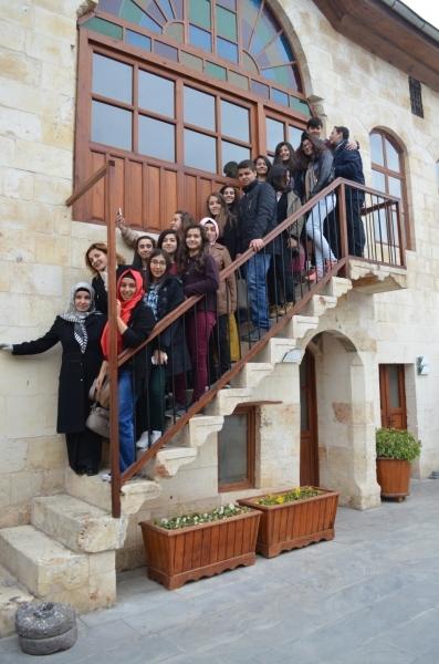795 öğrenci Gaziantep'i tanıdı