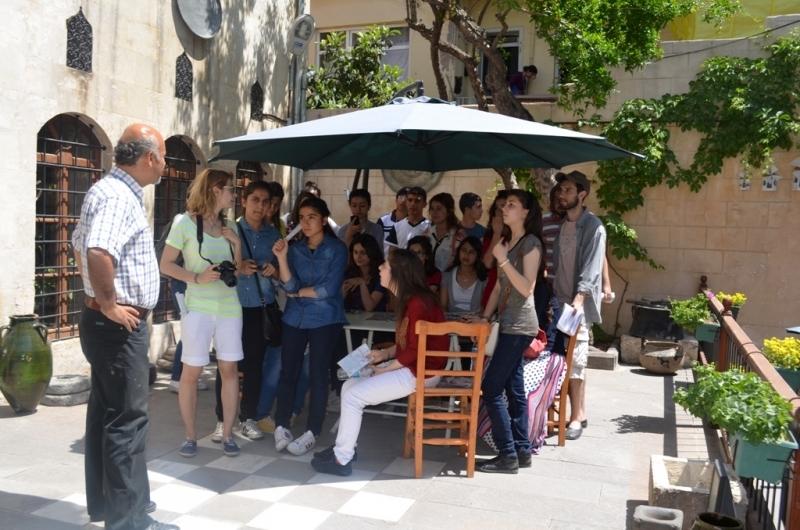 Gaziantep'te kültür, kültürel miras ve koruma eğitimlerine devam…